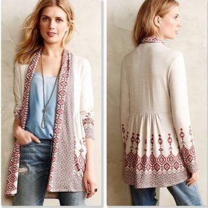 Anthropologie One September Solstice Night Sweater